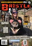 #23 BRISTLE UP #12 GRUNTER HUNTERS MAG/DVD