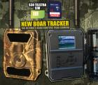 SPECIAL! UHUNT 350G TRAIL CAMERA - WITH SIM CARD & SD CARD