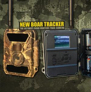 SPECIAL! UHUNT 350G TRAIL CAMERA - BOAR TRACKER