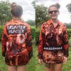 PRE-ORDER - Bailed & Nailed Grunter Hunter Shirt
