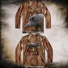 BRISTLE UP SHIRT