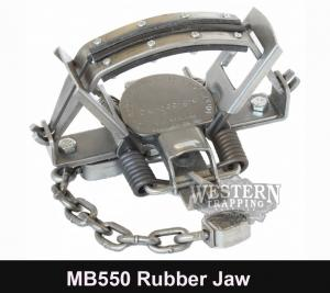 MB550 Rubber Jaw